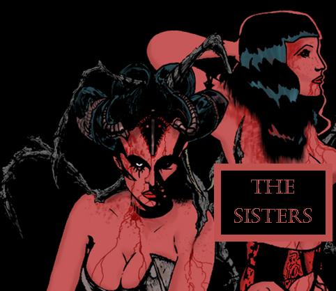 The Sisters by Mike Finn