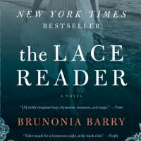 The Lace Reader by Brunonia Barry  - challenging book where nothing is as it seems