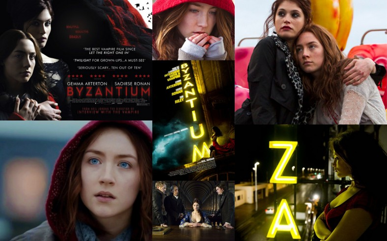 byzantium collage