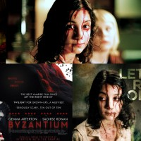 """Byzantium""and ""Let The Right One In"": European Vampire movies confronting monstrosity"