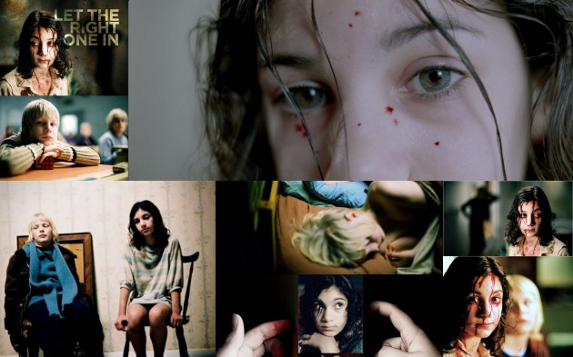 Let the Right One In Collage