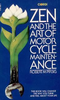 Corgi-10166-i Pirsig Zen Art Motorcycle Maintenance