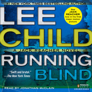 running blind lee child audiobook review
