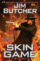 Skin Game  Jim Butcher Book Review