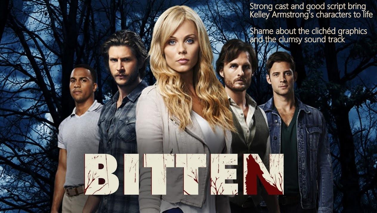 bitten tv series