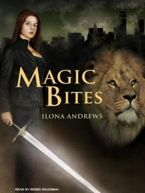 Magic Bites Ilona Andrews