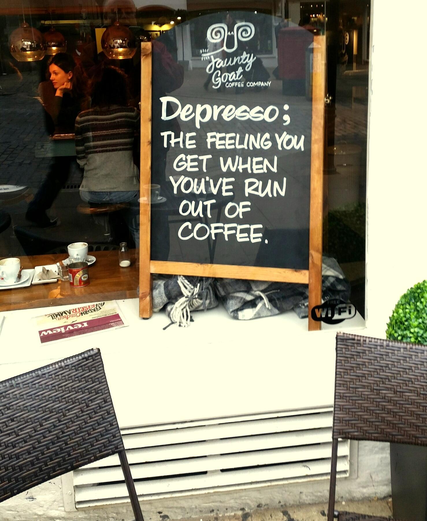 depresso defined