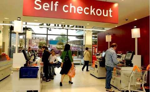 self-service-checkout