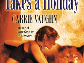 Kitty Takes A Holiday Norville 3 By Carrie Vaughn Kittys Goes From Cursed To Worse