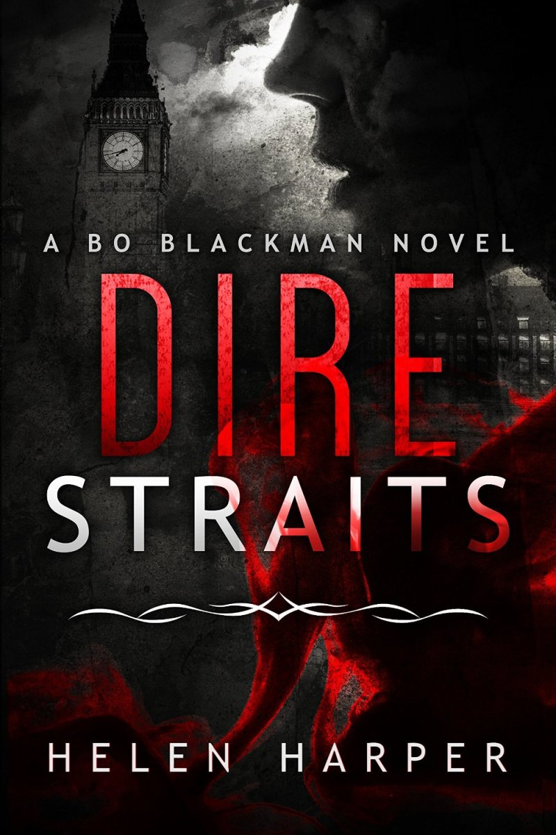 """Dire Straits - Bo Blackman #1"" by Helen Harper - delightfully British Urban Fantasy"