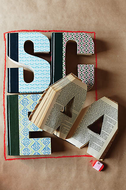 library letters