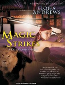 Magic Strikes Kate Daniels