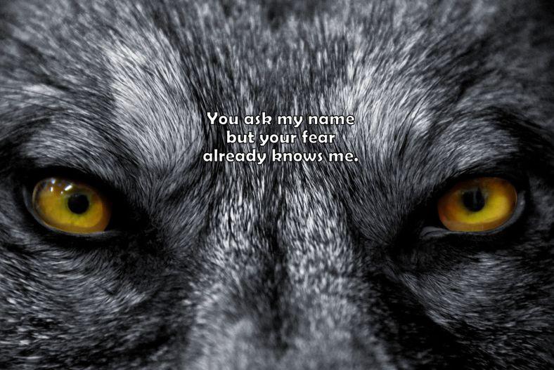 werewolf eyes name