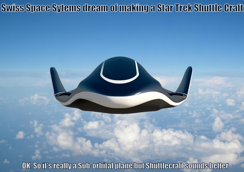 suborbital plane