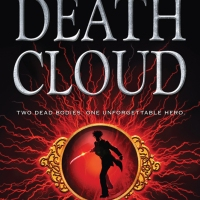"""Death Cloud - Young Sherlock Holmes #1"" by Andrew Lane - light-weight but entertaining Victorianish young adult adventure"