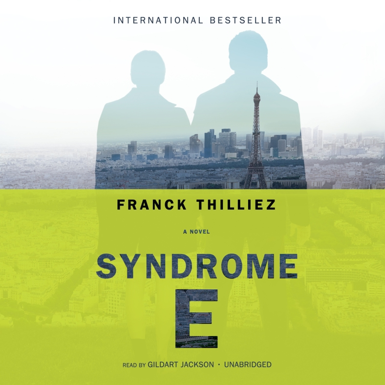 Syndrome E audiobook cover