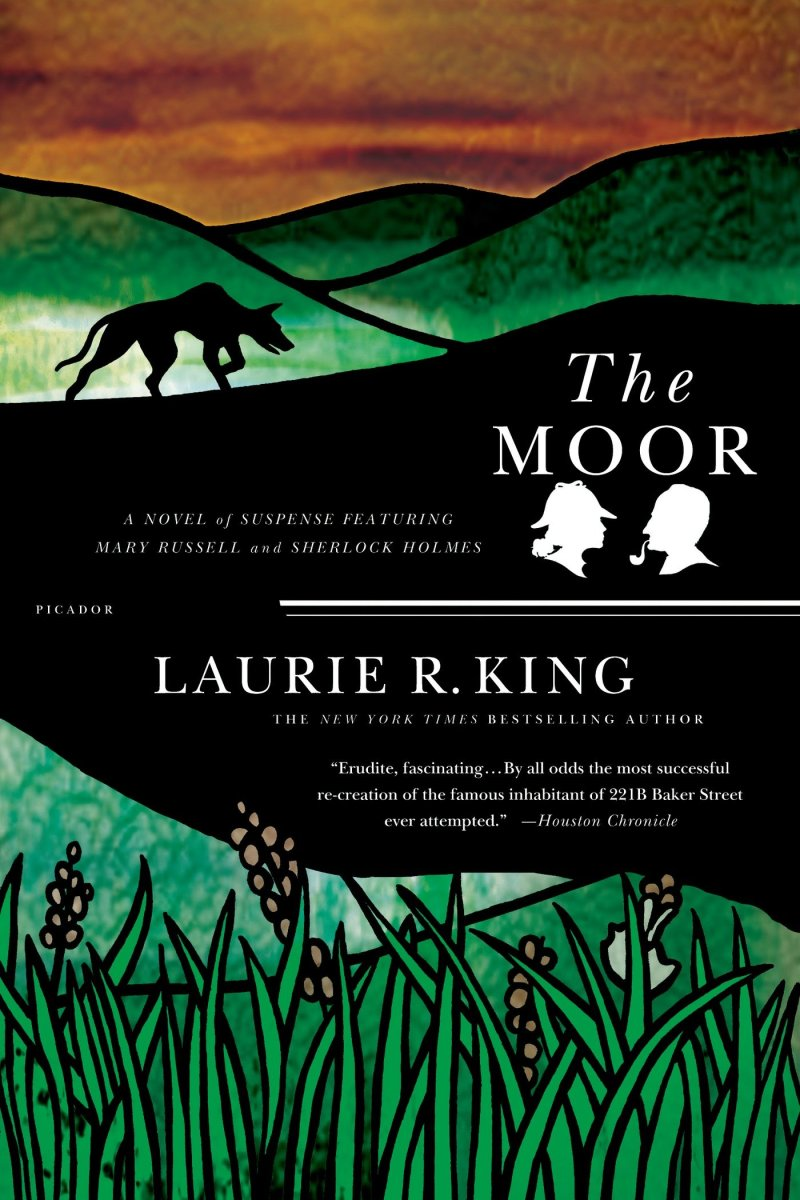 """The Moor - Mary Russell #4"" by Laurie R King"