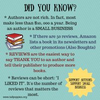 Want to help an author? Write a review.