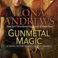 """Gunmetal Magic"" (Kate Daniels #5.5) by Ilona Andrews - getting inside the Bouda  mindset turns out to be a lot of fun."