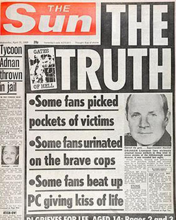 sun-hillsborough-front-page