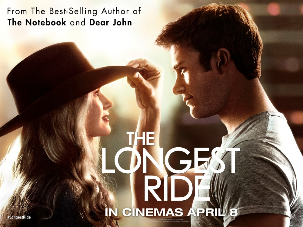 "The Longest Ride"" : two love stories in one movie 
