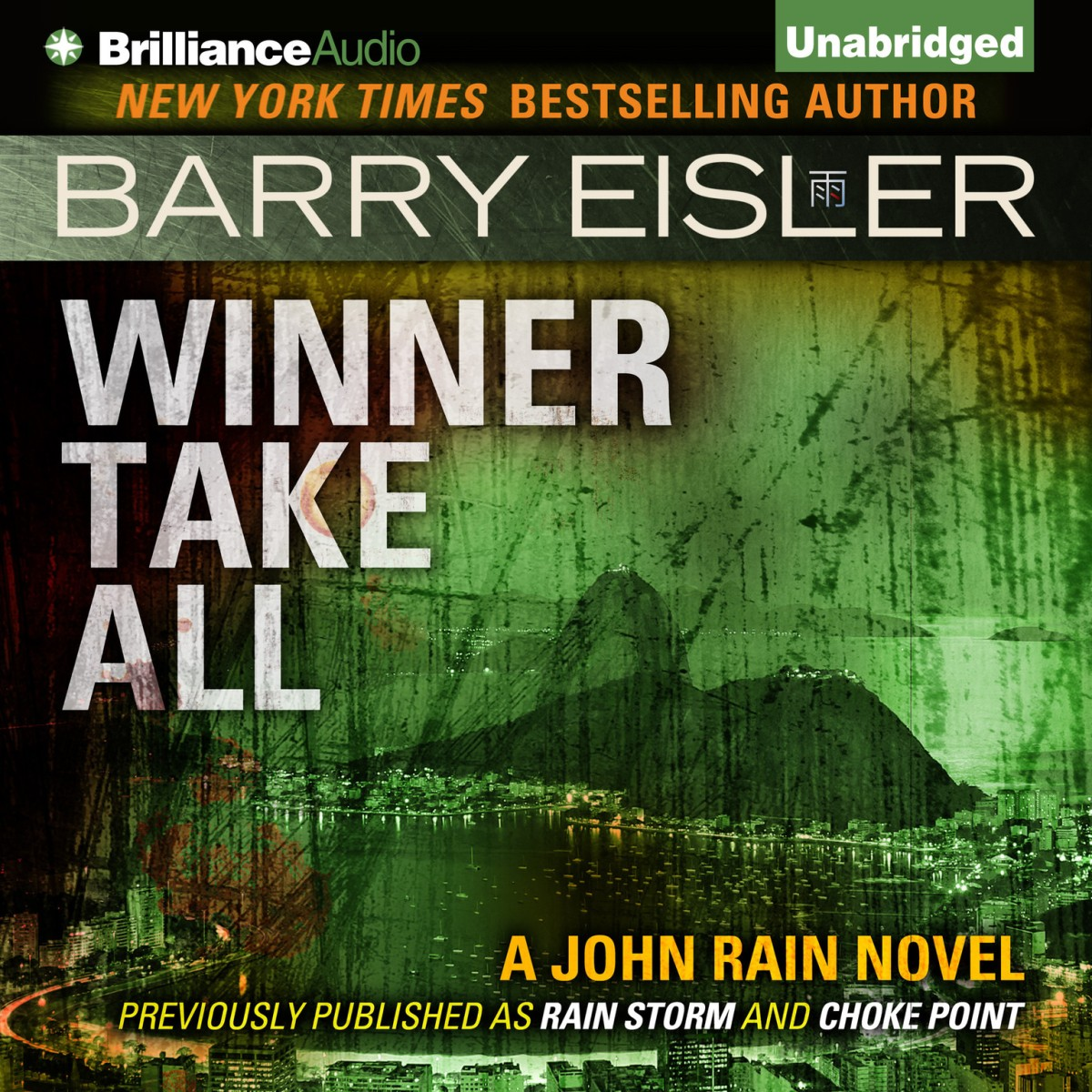"""Winner Take All - John Rain #3"" by Barry Eisler"