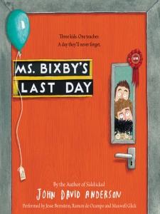 Ms Bixby's last day