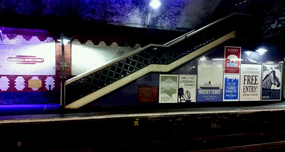 Liverpool James Street Station edit