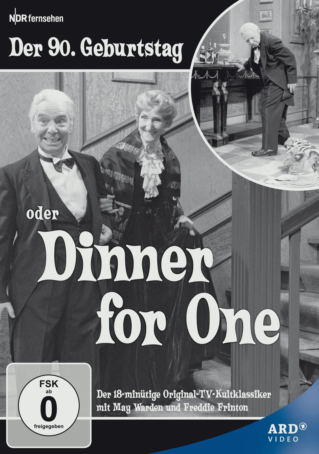 dinner for one cover
