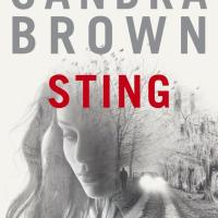 """Sting"" by Sandra Brown - DNF - abandoned at 33% - too beige and magnolia for me."