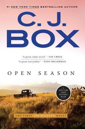 open season c j box