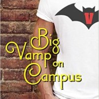 """Big Vamp On Campus - Half-Moon Hollow 5.5"" by Molly Harper - fun novella for fans of the Hollow"