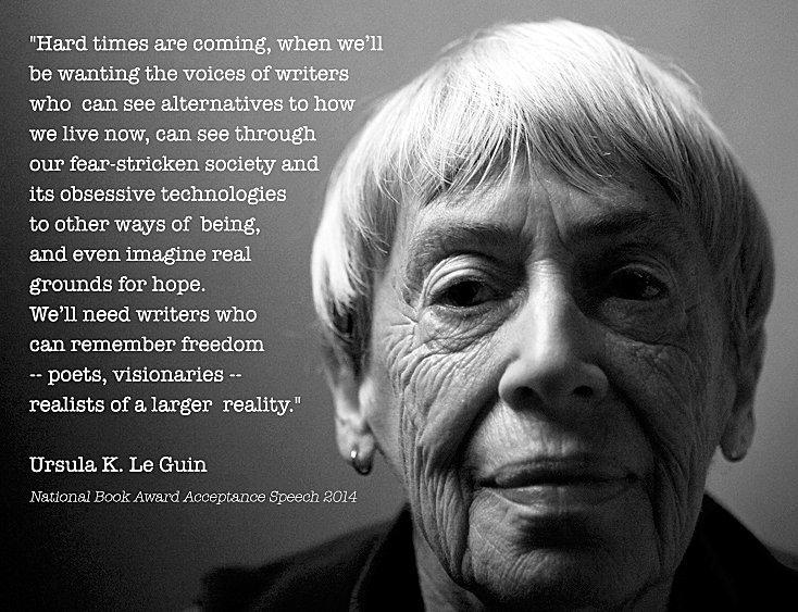 Ursula Le Guin