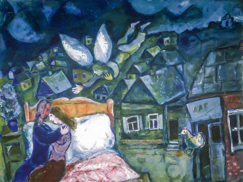 Chagall-Dream-Paintings