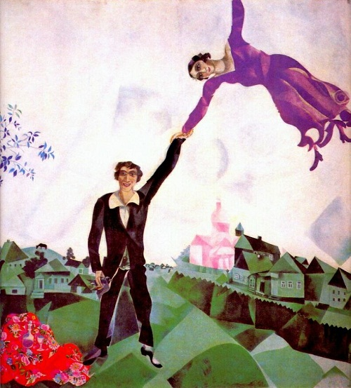 chagall-the-promenade-1917