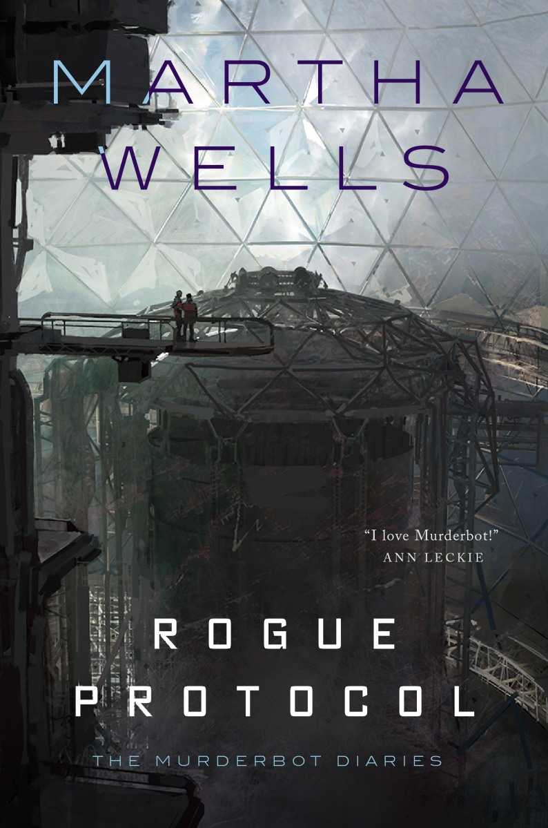 """Rogue Protocol - Murderbot Diaries #3"" by Martha Wells"