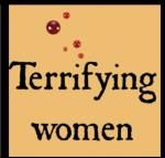 Terrifying Women Mike Finn Halloween Bingo Card
