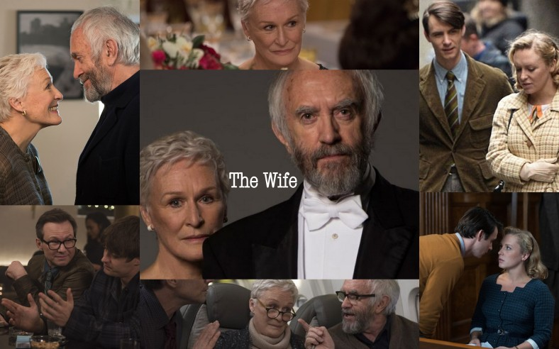 The wife collage