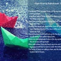 "Some thoughts on ""Paper Boats"" by Rabindranath Tagore"