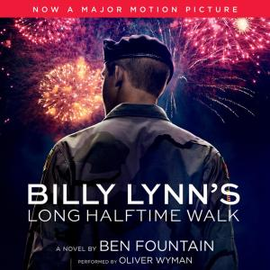 Billy Lynn's Long Halftime Walk audiobook