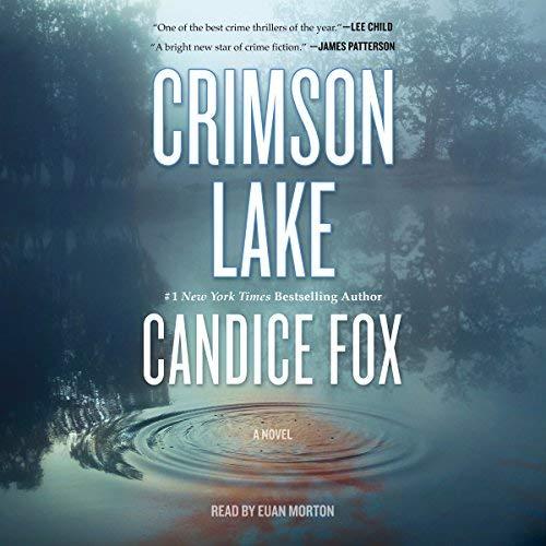 Crimson Lake audiobook cover