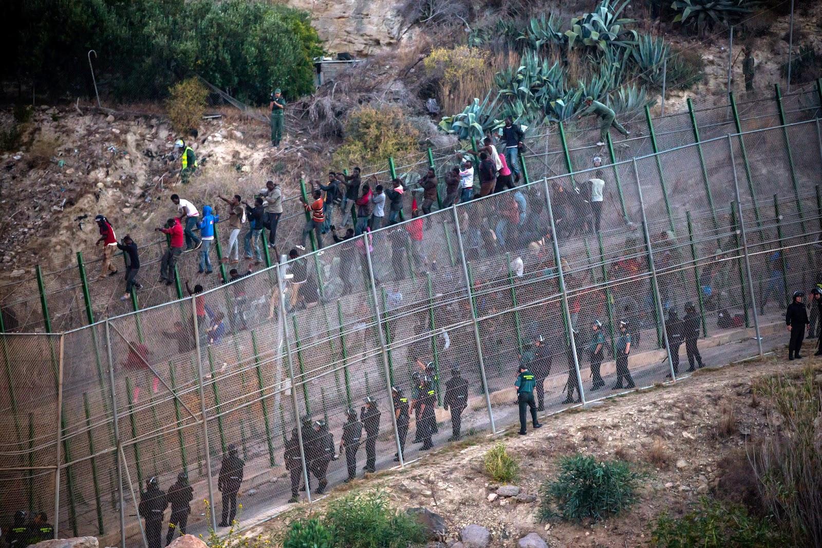 Border-attempt-Mellila