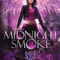 'Midnight Smoke' - Firebrand #3 by Helen Harper