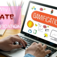 Why I hate gamification - especially on WordPress and Audible.